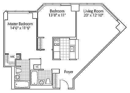 1 river place rentals river place apartments for rent