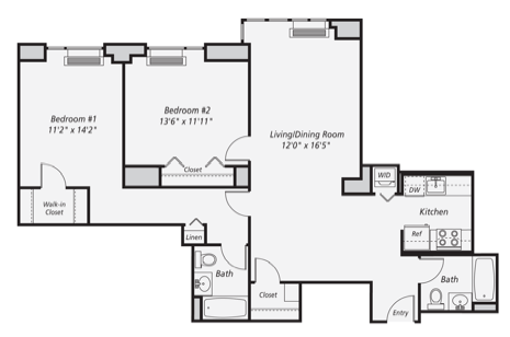 343 Gold Street Rentals Avalon Fort Greene Apartments