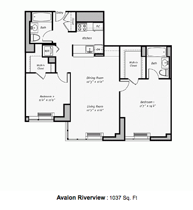 2 01 50th avenue rentals avalon riverview apartments for rent in long island city for 3 bedroom apartments long island