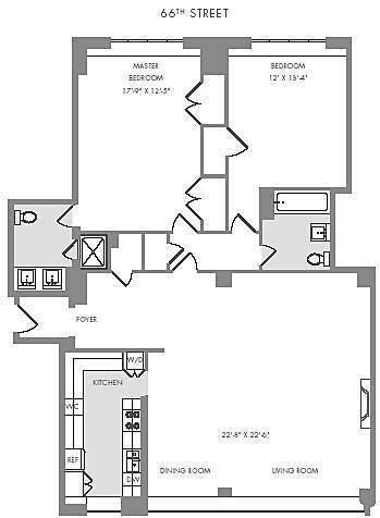 Floorplans A B C D. Request 2 Bedroom Showing »