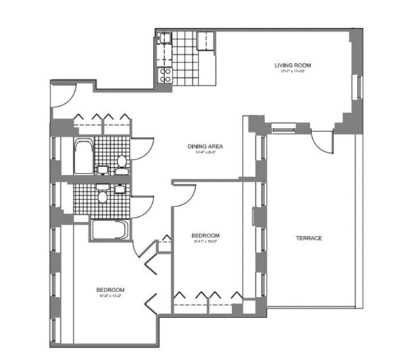 2 Bedroom Apartments For Rent In Manhattan: Apartments For Rent In Hudson Yards