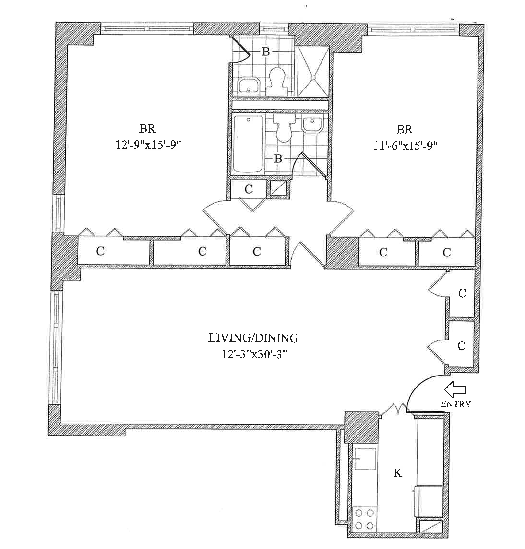 Month To Month Apartments Near Me: 182 East 95th Street Rentals