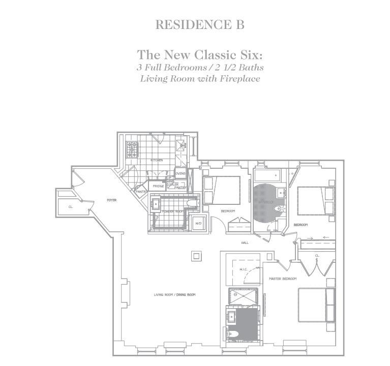 3 Bedroom Apartments In Manhattan: 103 East 86th Street Rentals