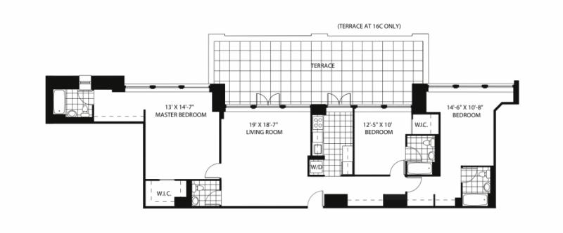 100 floor plans of the lenox secrets of hunter for The lenox floor plan
