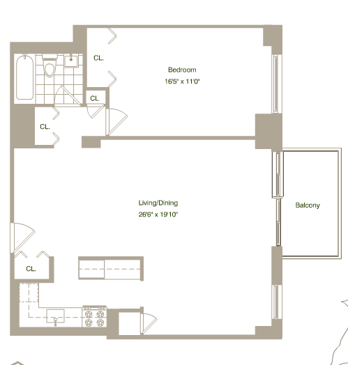 200 East 82nd Street Rentals The Wimbledon Apartments For Rent In Upper East Side