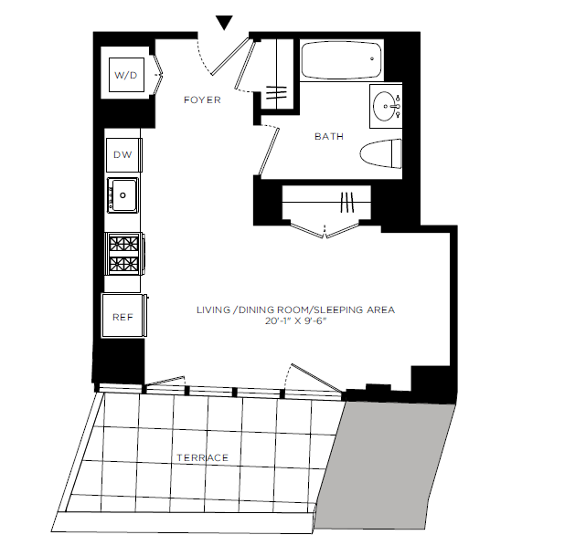 625 West 57th Street Rentals Via 57th West Apartments
