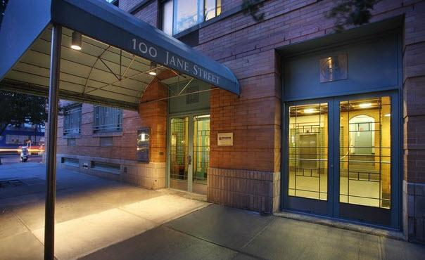 Exterior - 100 Jane Street - Greenwich Village - Apartment For Rent
