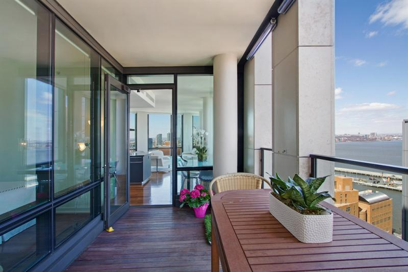Blacony - 101 Warren street - Apartment for Rent in Tribeca