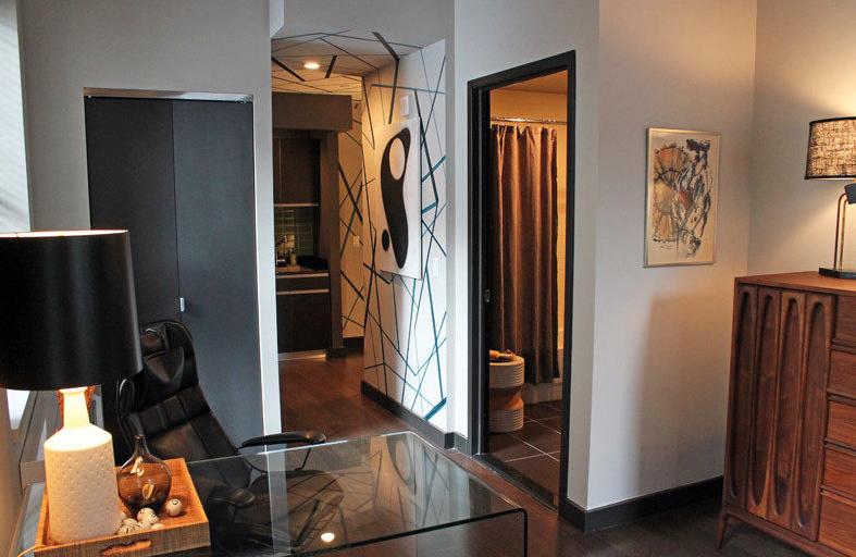 116 John Street - Manhattan Rentals - Living Room