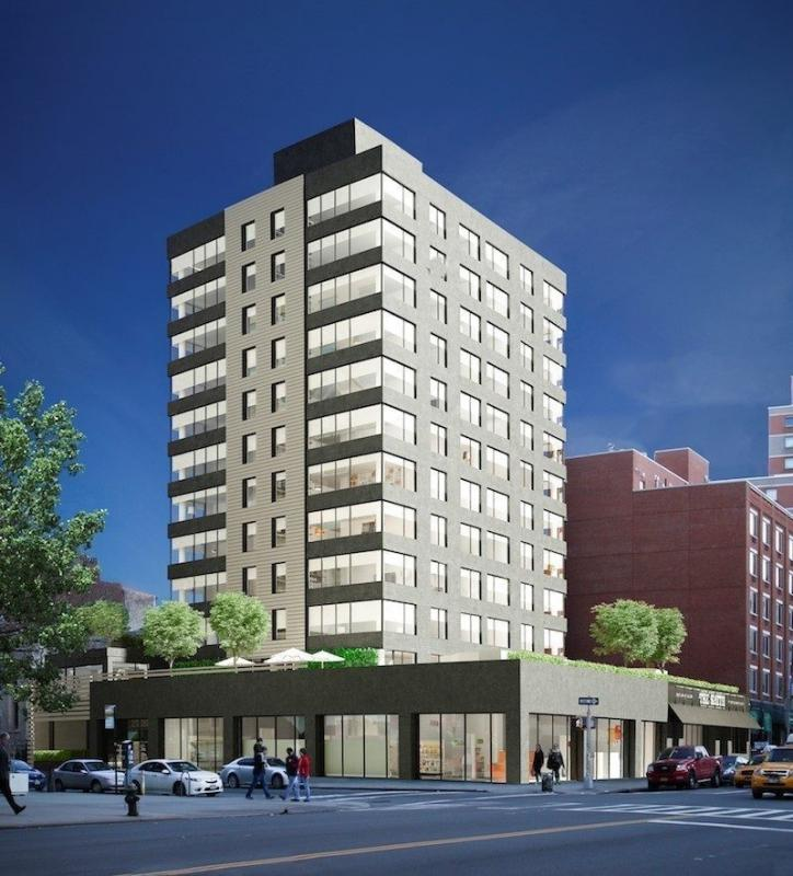 Apartments for rent at Eleven and Third in East Village