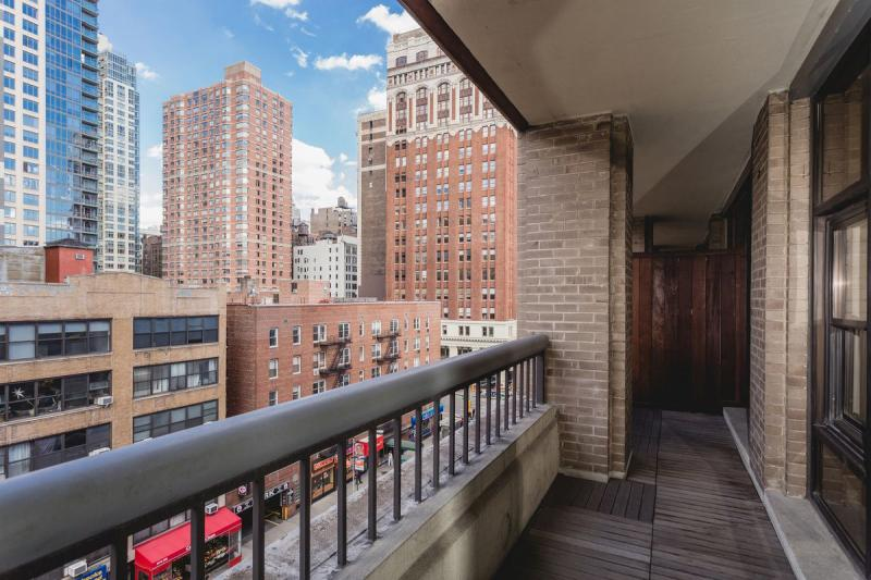 Apartments for rent at The Milan in NYC - View
