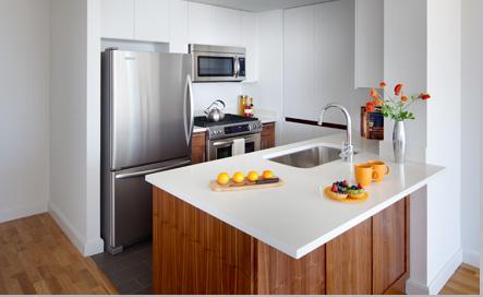 1214 5 Avenue, Kitchen Plan, Upper East Side
