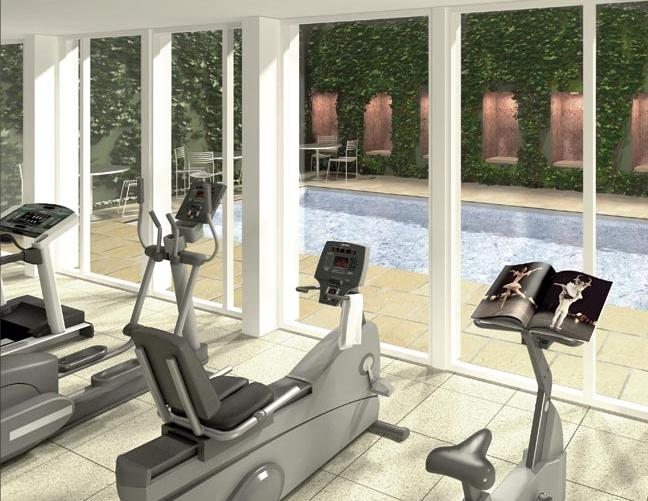 133 West 22nd Street Gym - Condos for Sale