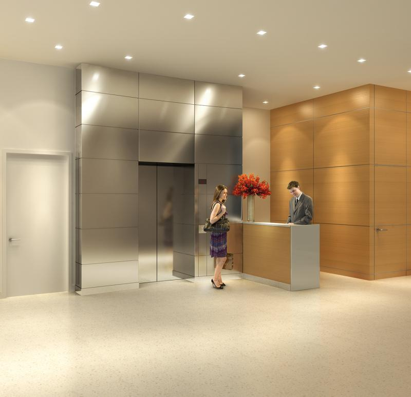 14 West 14th Street Lobby – West Village Rental Apartments