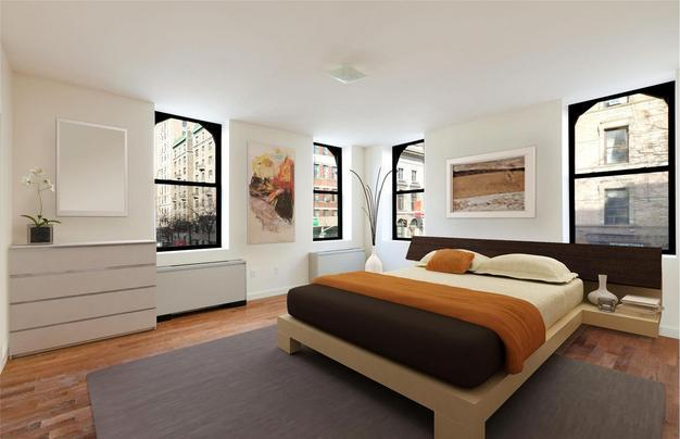 180 West 81 rentals- bedroom, NYC