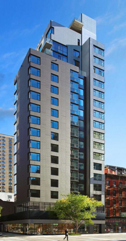 Apartments for rent at Frontier in Manhattan
