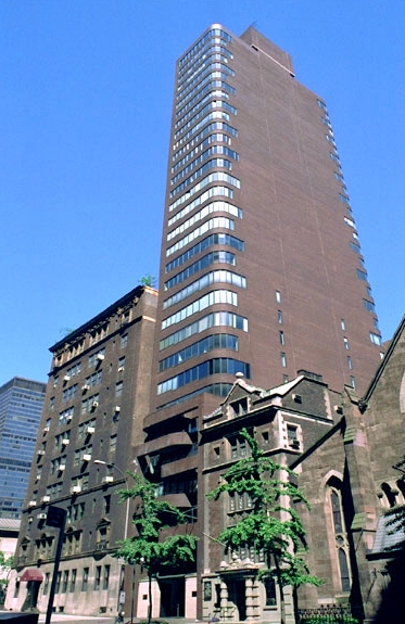 211 Madison Building - Murray Hill Luxury Apartments for Rent in NYC