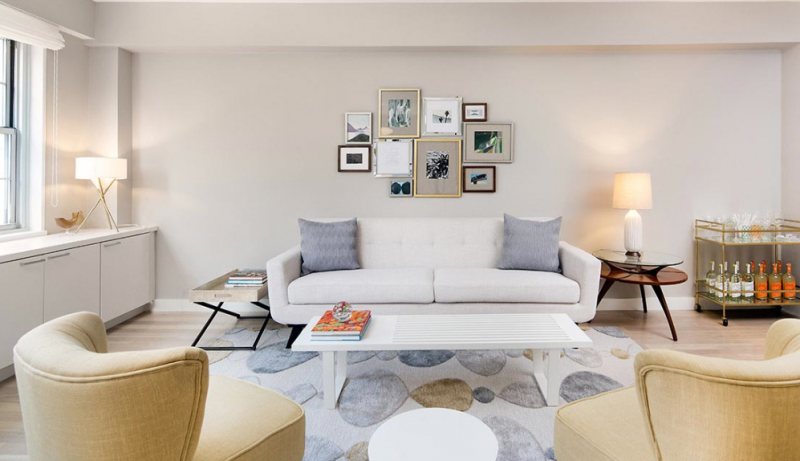 245 East 80th Street - Living Room