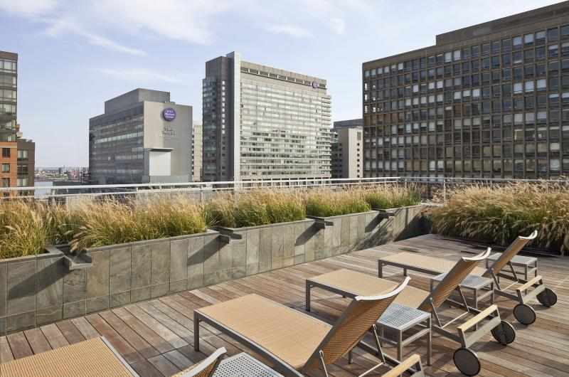 Apartments for rent at 303 East 33rd Street - Rooftop Terrace