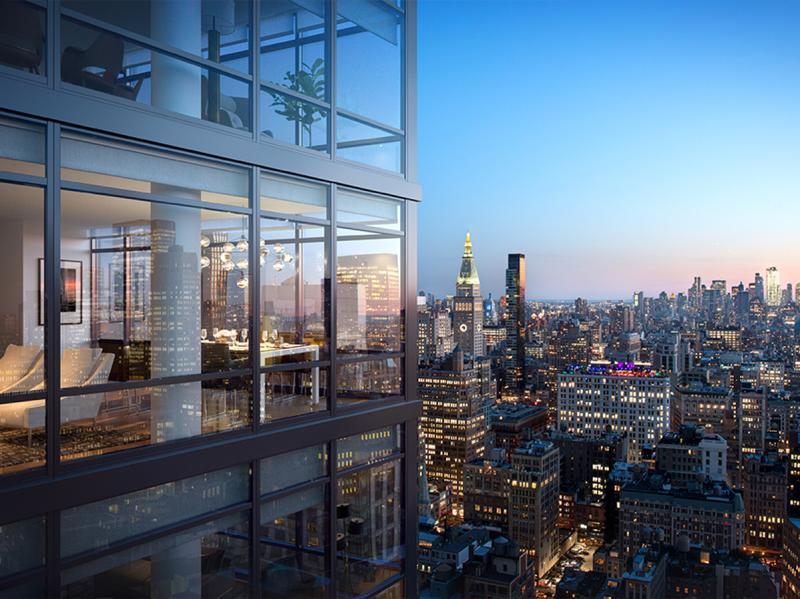View at 42 West 33rd Street in Midtown West - Apartments for rent