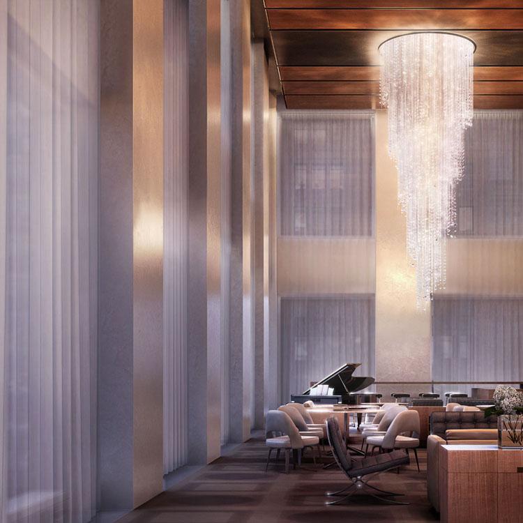 Lounge- 432 Park Avenue