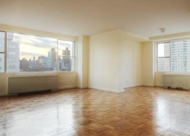 444 East 82nd Street Living Room - Upper East Side Rental Apartments