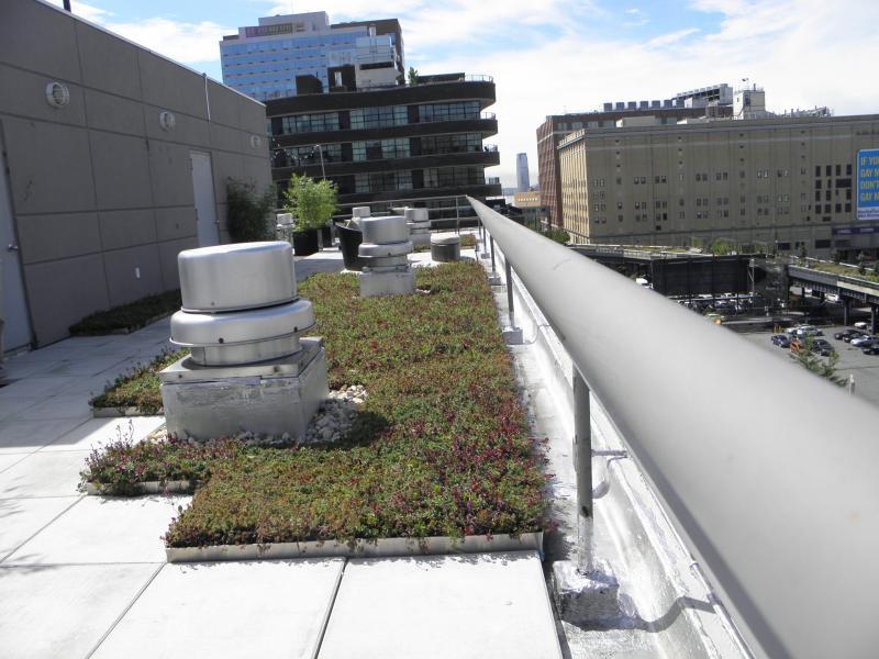 460 west 20 street rooftop, chelsea