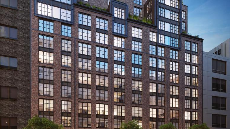 Apartments for rent at 535 West 43rd Street in NYC