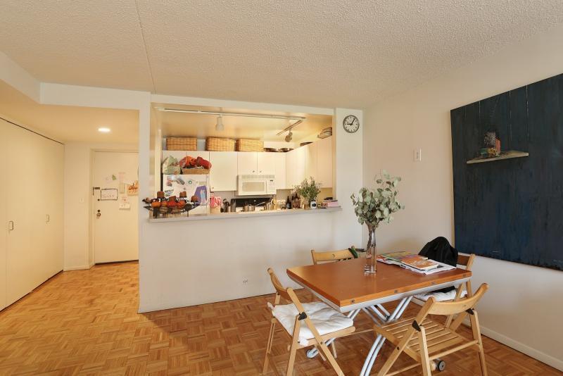600 Columbus Avenue Dining Area - Upper West Side Apartment Rentals