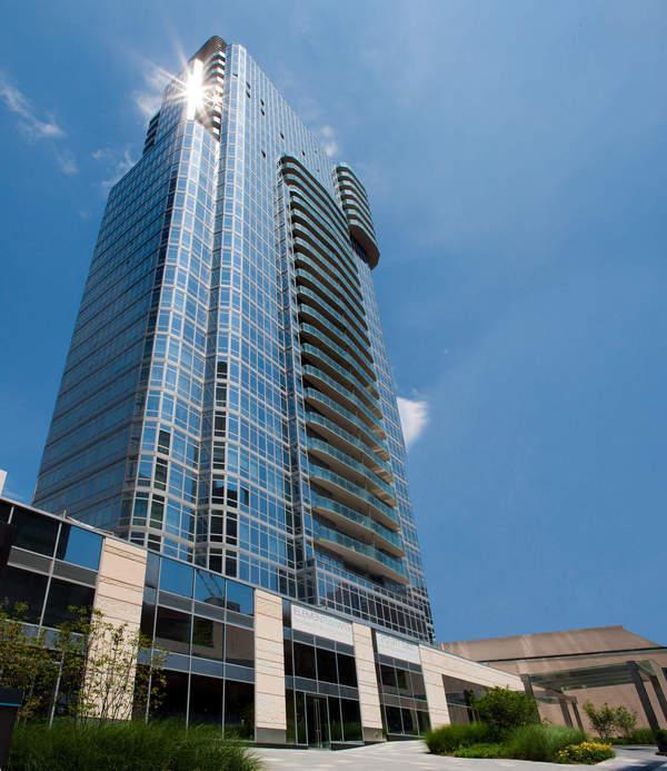 Element Condominium Building - 555 West 59th Street Condos for Sale