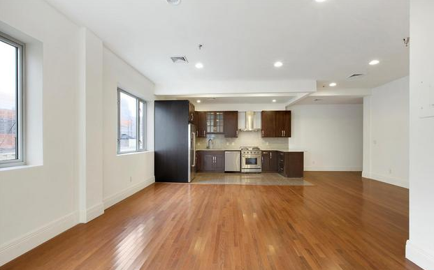 66 Franklin Street Kitchen - Lofts for rent in Tribeca, NYC