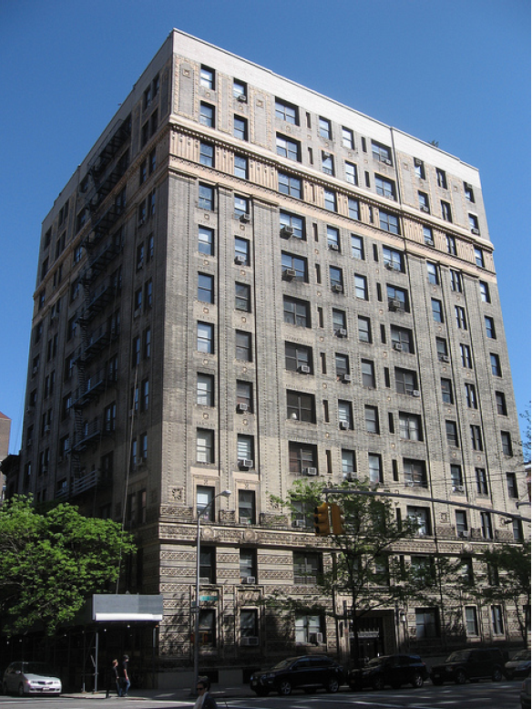 Apartments for rent at 838 West End Avenue in NYC