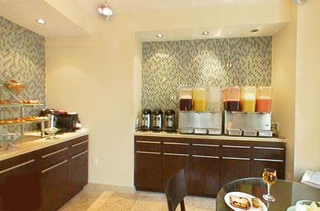 260 West 54th Street Breakfast Room - Clinton Rental Apartments