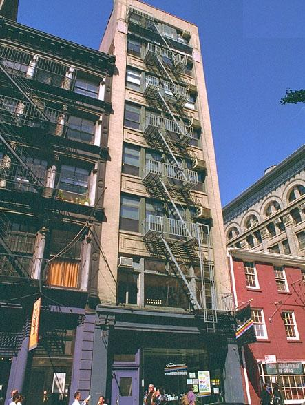 145 Spring Street Building - SoHo apartments for rent