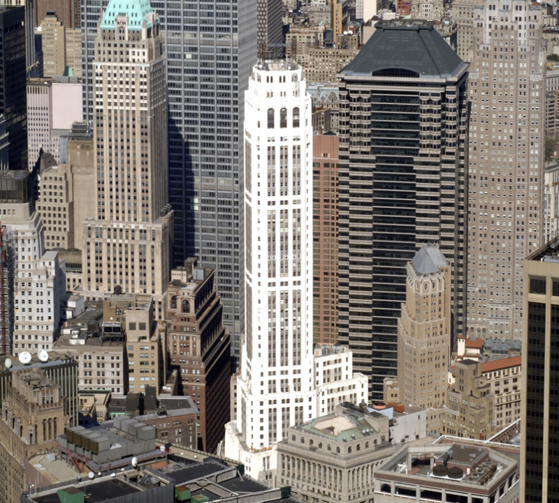 20 Exchange Place Building - Financial District apartments for rent