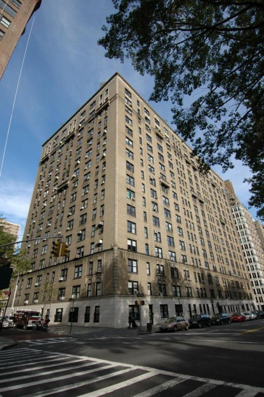 350 Central Park West Building - Upper West Side apartments for rent