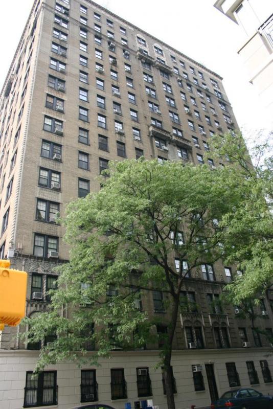 350 Central Park West Building - Upper West Side Apartment Rentals