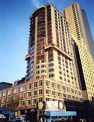 360 West 43rd Street Building - Clinton Apartment Rentals
