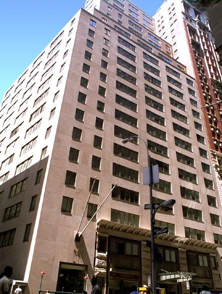 45 Wall Street Building - Financial District Apartment Rentals