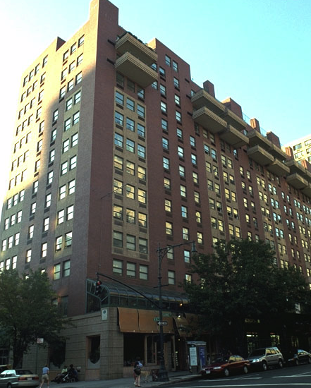 600 Columbus Avenue Building - Upper West Side apartments for rent
