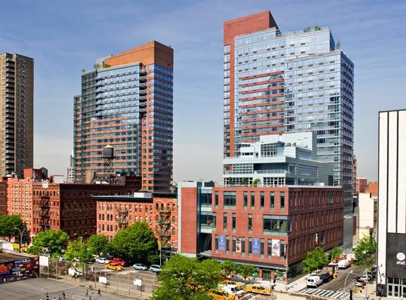 Avalon Clinton Rental Building - Clinton Apartment Rentals