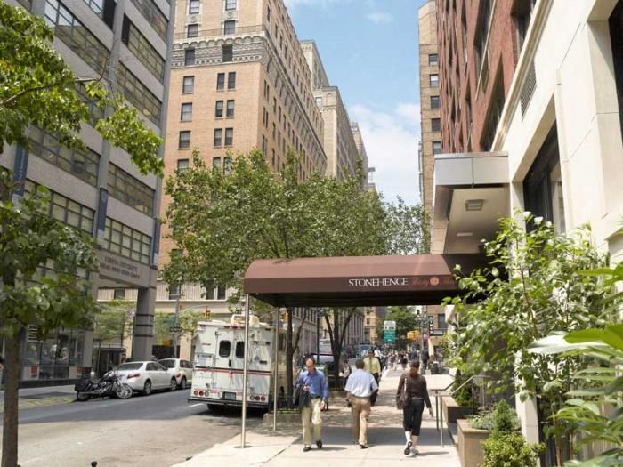 Stonehenge 33 Building Entrance - Murray Hill Apartment Rentals