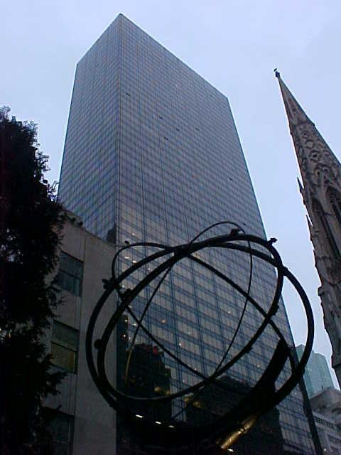 Olympic Tower Building - Midtown East Apartment Rentals