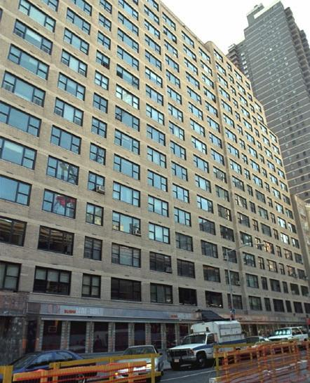 Park Towers South 315 Building - 315 West 57th Street apartments for rent