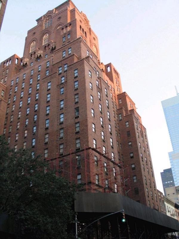 The Archive Building - 666 Greenwich Street apartments for rent
