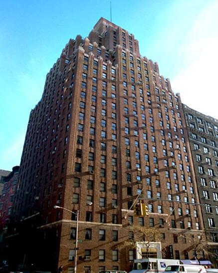 The Paris Building 752 West End Avenue Apartments For Rent