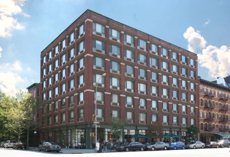 460 West 20th Street Rentals Chelsea Grande Apartments