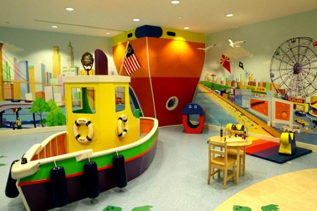 10 Barclay Street Children Playrooms -Tribeca Rental Apartments