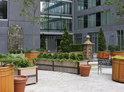 Truffles Tribeca Courtyard - Tribeca Apartment Rentals