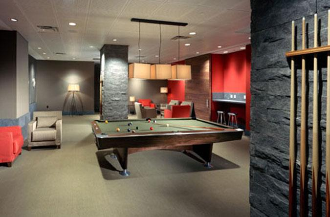 271 West 47th Street Entertainment Lounge - Clinton Rental Apartments